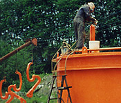 Painting the Buoy